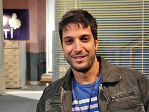 Marco Antônio Gimenez Valadão (Foto: TV Globo / Estevam Avellar)