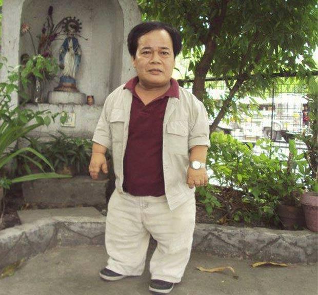 Perry Berry defende a criação de um povoado para anões nas Filipinas. (Foto: Reprodução/Site da Associação de anões das Filipinas )