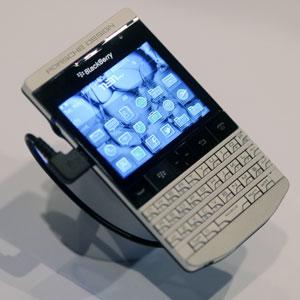 RIM apresenta nova geração de smartphones BlackBerry durante evento anual (Foto: David Manning/Reuters)