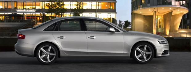 Audi A4 (Foto: Divulgação)