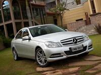 Mercedes-Benz Classe C (Foto: Divulgação)