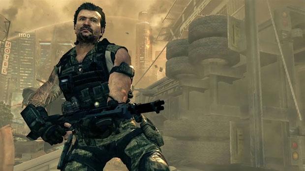 'Black Ops II' mostra guerra que acontece no ano de 2025 (Foto: Divulgação)