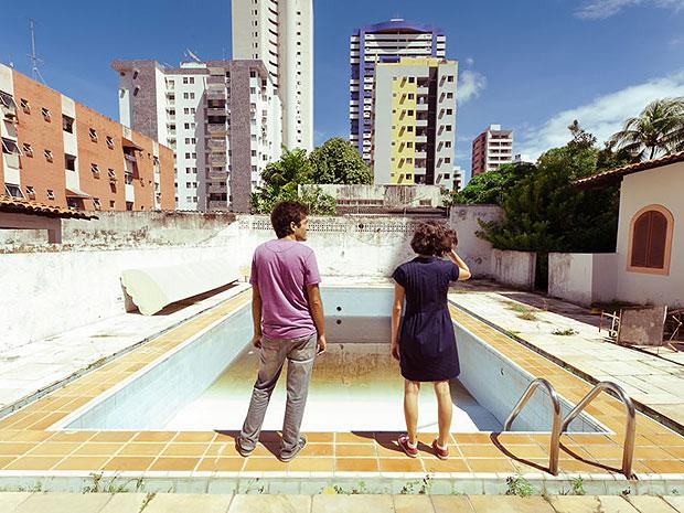 Imagem do filme 'O som e ao redor', primeiro longa do diretor brasileiro Kleber Mendonça Filho (Foto: Divulgação)