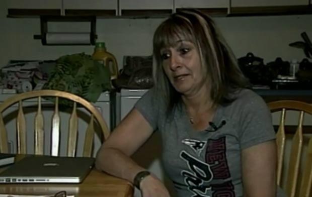 Alice Mainville recebeu cobrança de dívida de 35 anos atrás. (Foto: Reprodução)
