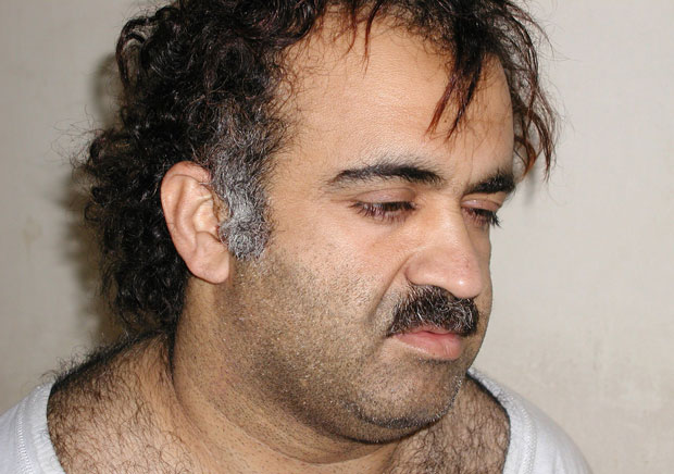 Khaled Sheikh Mohamed, em imagem de maro de 2003 (Foto: Reuters/U.S. News &amp;amp; World Report)