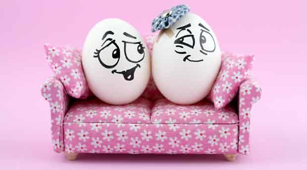 'Ovos' em uma das fotos da série (Foto: Vanessa Dualib)