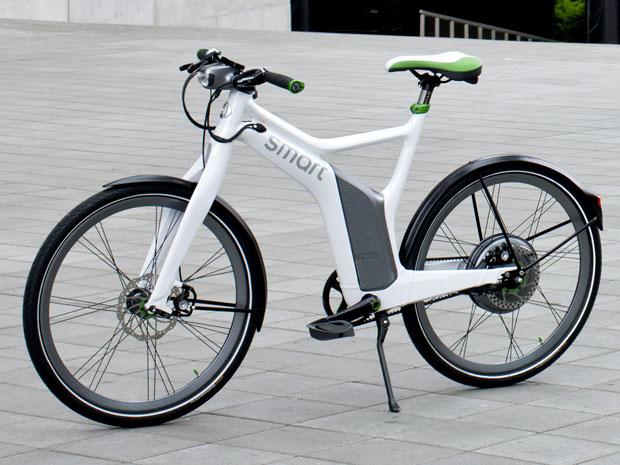 Smart; E-Bike (Foto: Divulgação)