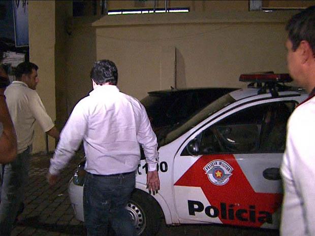 Advogado procurado pela Justiça é preso em Ribeirão Preto (Foto: Reprodução EPTV)