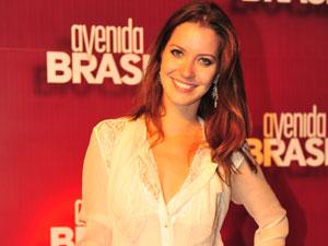 Atriz Nathalia Dill (Foto: TV Globo/João Miguel Júnior)