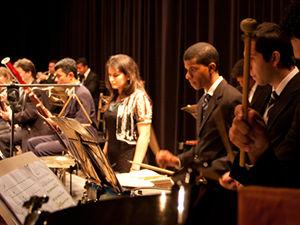 Os concertos mostram os ritmos tradicionais dos países da fronteira brasileira (Foto: Divulgação / Orquestra)