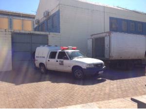 O diretor foi transferido da Penitenciária Estadual de Londrina para o Hospital do Coração (Foto: Alberto D'angele / RPC TV)