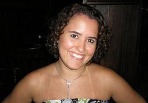 Tatiana França (Foto: Arquivo Pessoal)