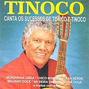 Capa do disco 'Tinoco canta os sucessos de Tonico e Tinoco', de 1998 (Foto: Divulgação)