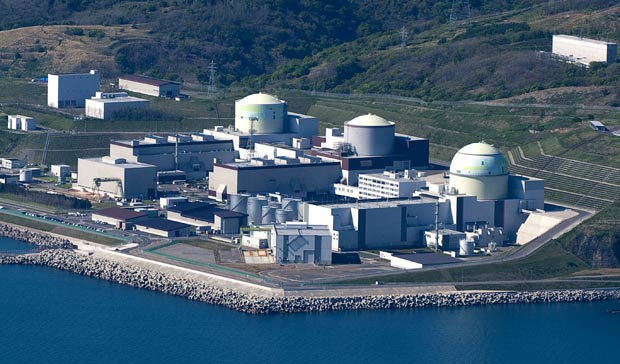 Hokkaido Electric Power desligou última usina no sábado. (Foto: AFP)