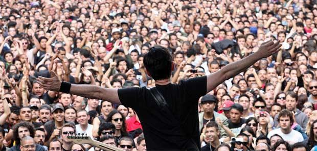 Virada Cultural leva multidão ao Centro (Daniel Teixeira/AE)