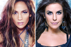 Jennifer Lopez e Ivete Sangalo fazem show no Arte Music Festival, no dia 30 de junho (Foto: Divulgao)