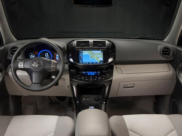 Toyota RAV 4 EV (Foto: Divulgação)