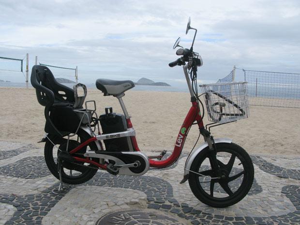 """Secretaria municipal de Tranportes afirmou em nota que o uso da bicicleta """"deve ser estimulado e não restringido"""" (Foto: Daniel Fraiha/G1)"""