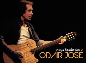 Capa do novo disco de Odar José (Foto: Divulgação)