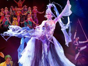 'Circo de Moscou no Gelo' chega a Aracaju (Foto: Divulgação)