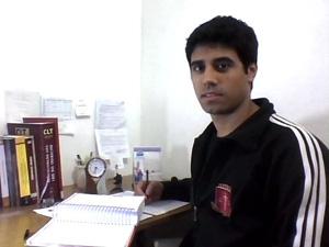 Daniel Fonseca é um dos 88 alunos aprovados (Foto: Daniel Fonseca/Arquivo Pessoal)