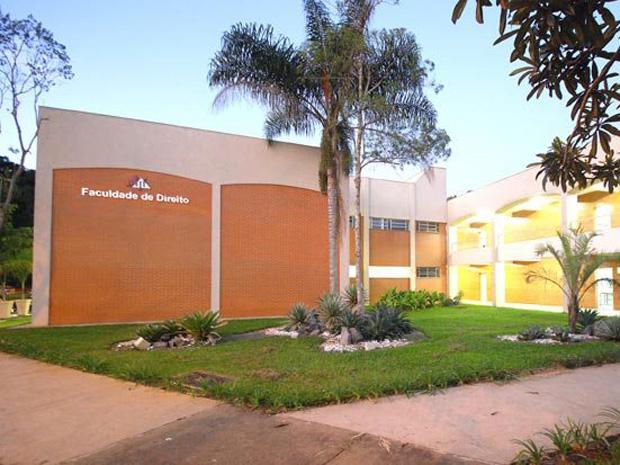 Faculdade de Direito da UFJF foi a primeira colocada no Exame Unificado de Ordem (Foto: Alexandre Dornelas/UFJF)