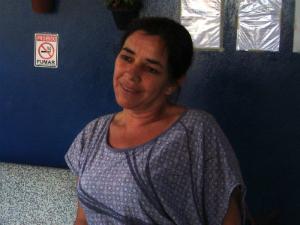 Lúcia Maria (Foto: Eduardo Ribeiro Jr./G1)