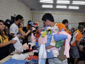 Campanha do Agasalho segue até o dia 30 de junho (Foto: Divulgação/Prefeitura de São Carlos)
