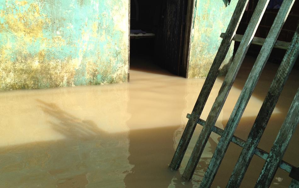 Defesa Civil registrou cerca de 10 horas de chuva em João Pessoa entre a quarta (6) e a quinta-feira (7)
