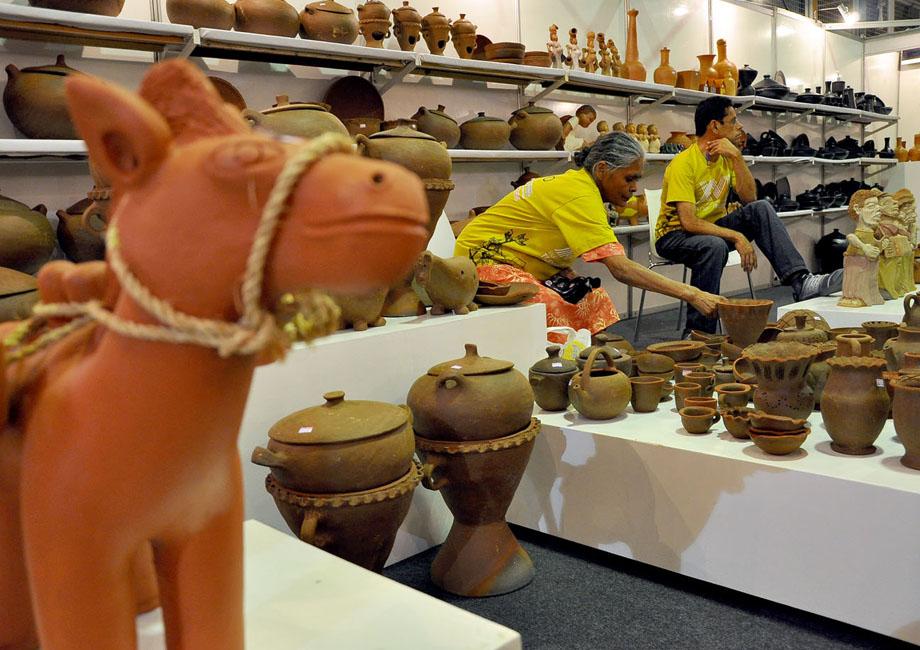 16ª edição do Salão do Artesanato da Paraíba acontece de 10 a 30 de junho em Campina Grande