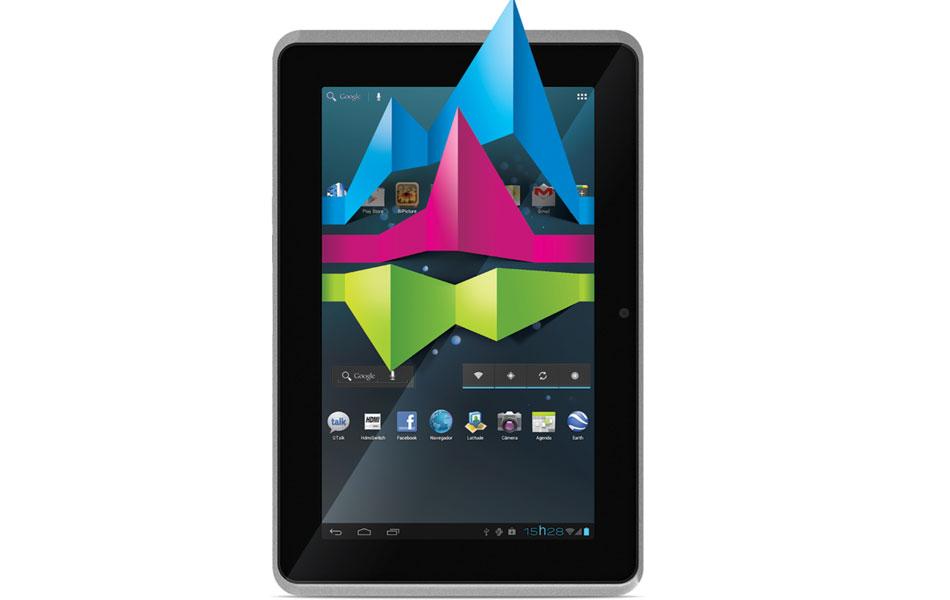 Entre 20 tablets apresentados pela DL na Eletrolar, o Smart Tablet 3D Vision é o primeiro fabricado no Brasil com tecnologia 3D. A feira acontece de 3 a 6 de julho, em São Paulo e é fechada ao público.