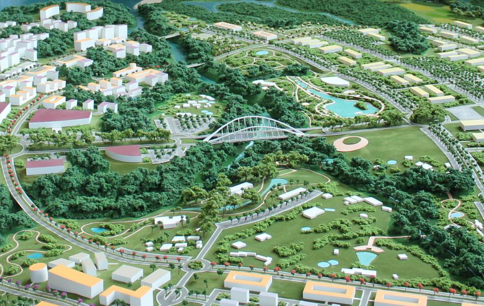 Veja imagens do projeto da Cidade Universit�ria em Iranduba (AM ...