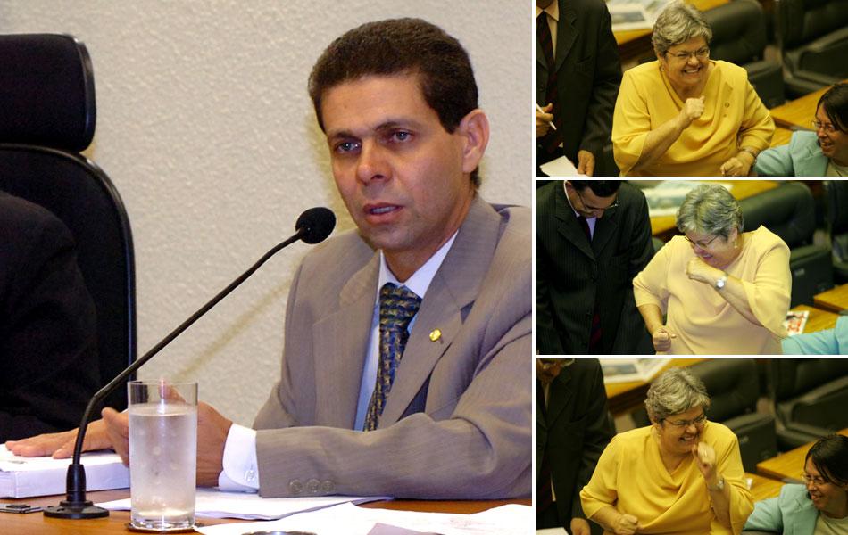 A maioria dos culpados apontados pela CPI do Mensalão é absolvida até o fim de 2006, entre eles João Magno (PT-MG). Sua não-cassação motivou a polêmica comemoração da colega Ângela Guadagnin (PT-SP) no plenário, que acabou apelidada de 'dança da pizza'.