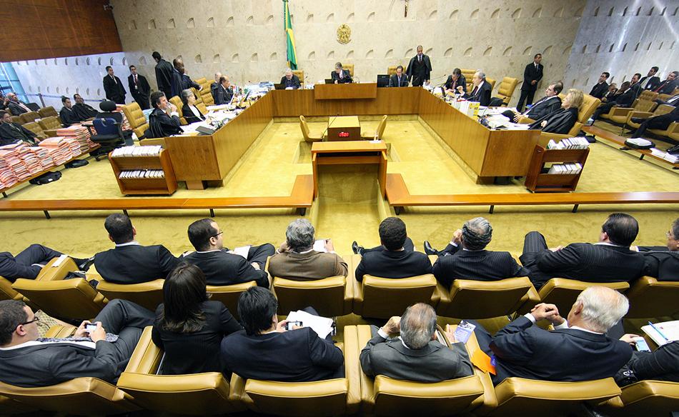 2 de agosto - Primeira sessão destinada ao julgamento da Ação Penal 470
