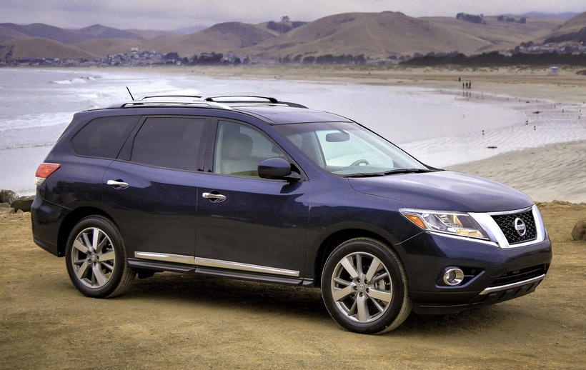 Nissan Pathfinder 2013