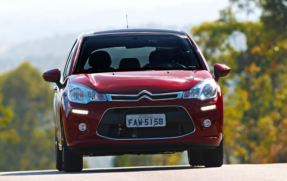 Novo Citroën C3 parte de R$ 39.990