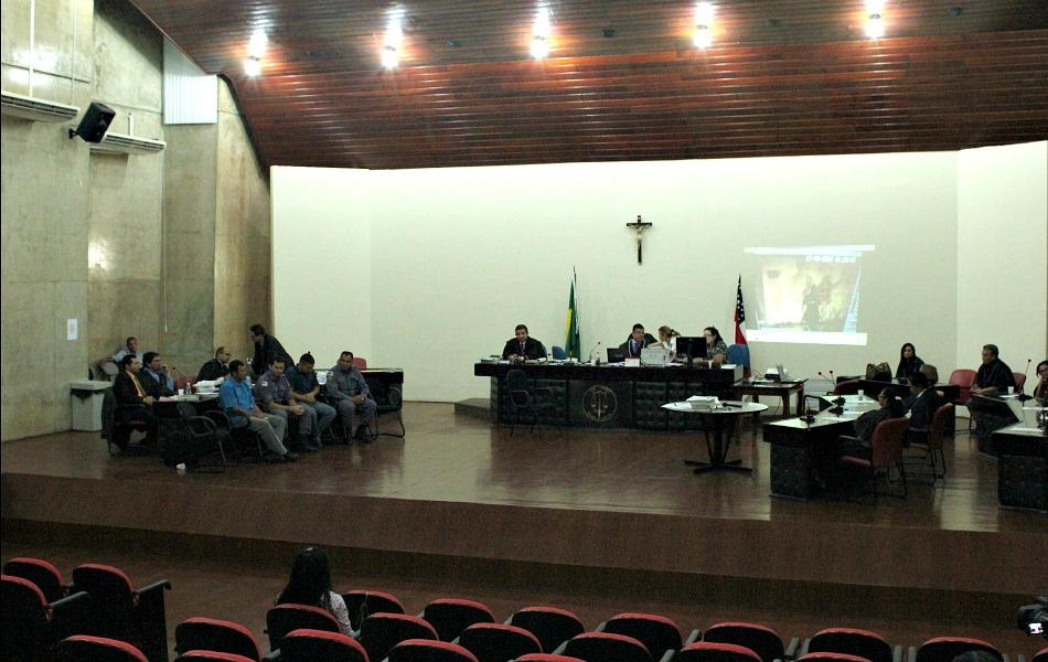 Julgamemento teve duração de 13 horas nesta terça-feira (7) em Manaus