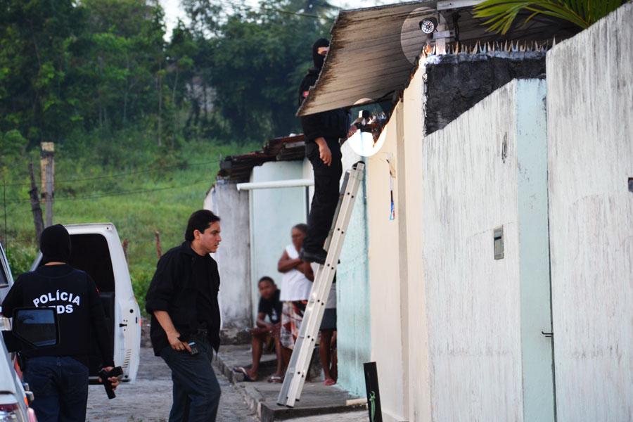 Câmeras serviam para monitorar chegada das equipes policiais no bairro Renascer em João Pessoa