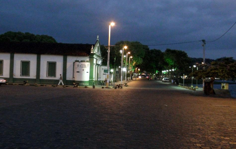 A cidade de Cachoeira, que recebe a Flica, fica situada no recôncavo baiano.