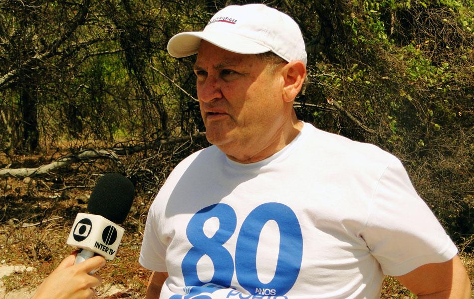 Pedro Terceiro de Melo, presidente da Companhia Docas do Rio Grande do Norte (Codern)