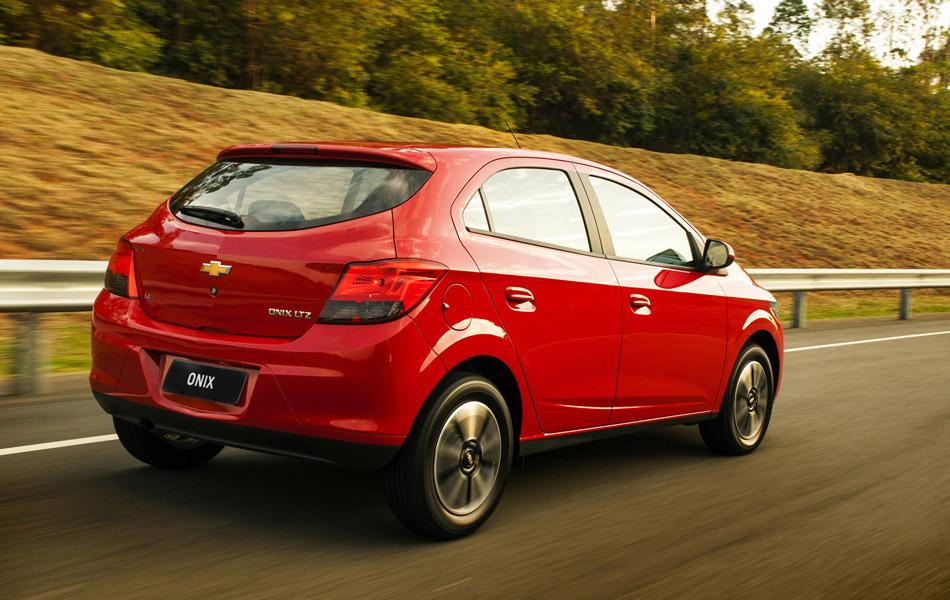Projeto brasileiro, Chevrolet Onix é produzido em Gravataí, no RS