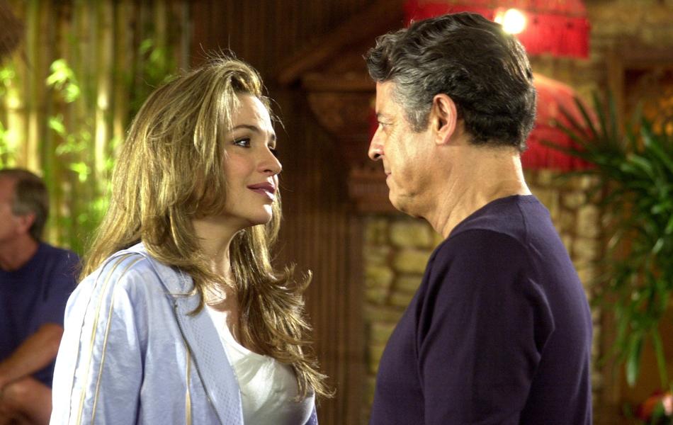 Ator também contracenou com Luiza Tomé na novela