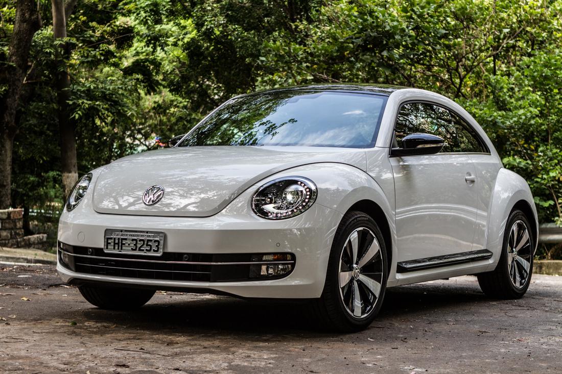 Volkswagen Fusca chega a partir de R$ 76,6 mil, com câmbio manual, e R$ 80,9 mil, com transmissão automatizada