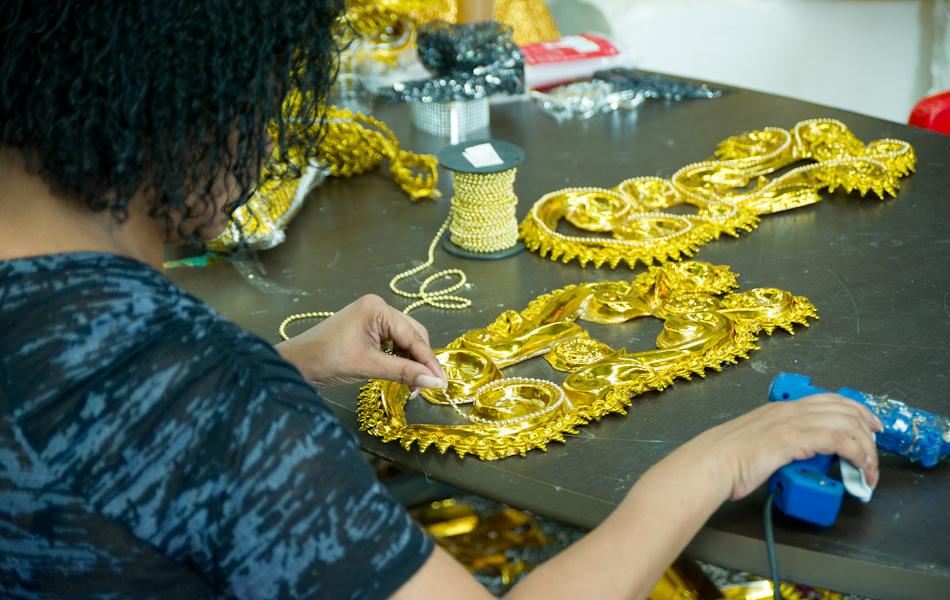 A escola Unidos da Vila Maria vai fazer homenagem à Coreia no Carnaval 2013
