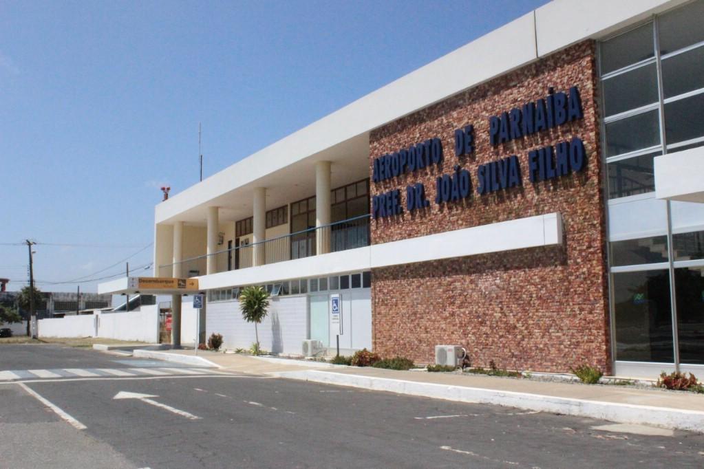 Aeroporto foi fundado na década de 1970, quando era usado na exportação de produtos agropecuários para a Europa