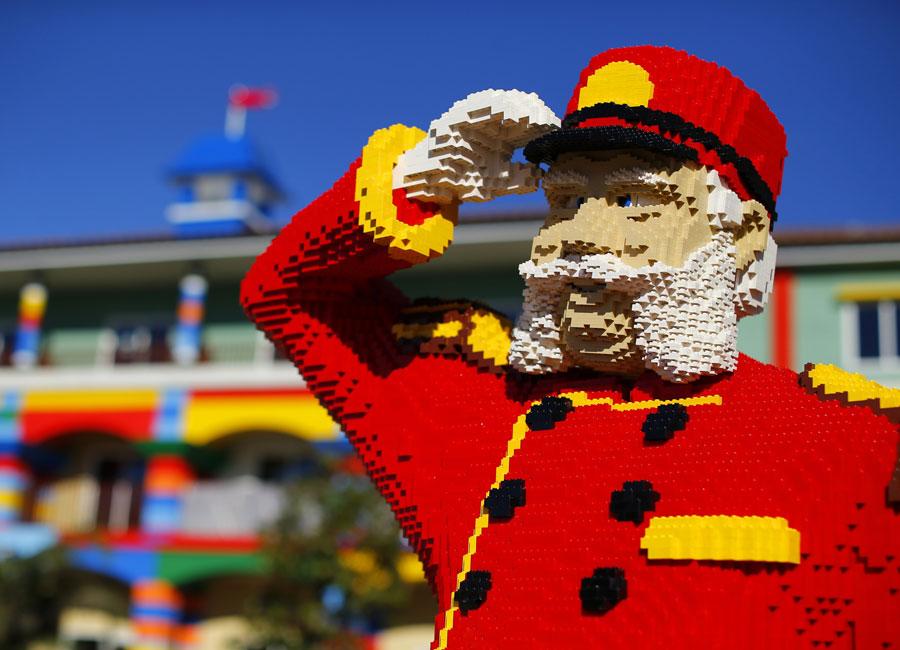 Os EUA vão ganhar seu primeiro hotel temático da marca de brinquedos Lego