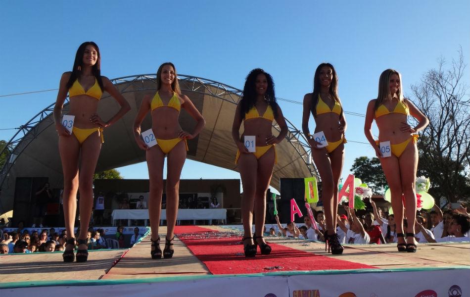 Representantes de cinco cidades disputaram a etapa regional de Uruguaiana