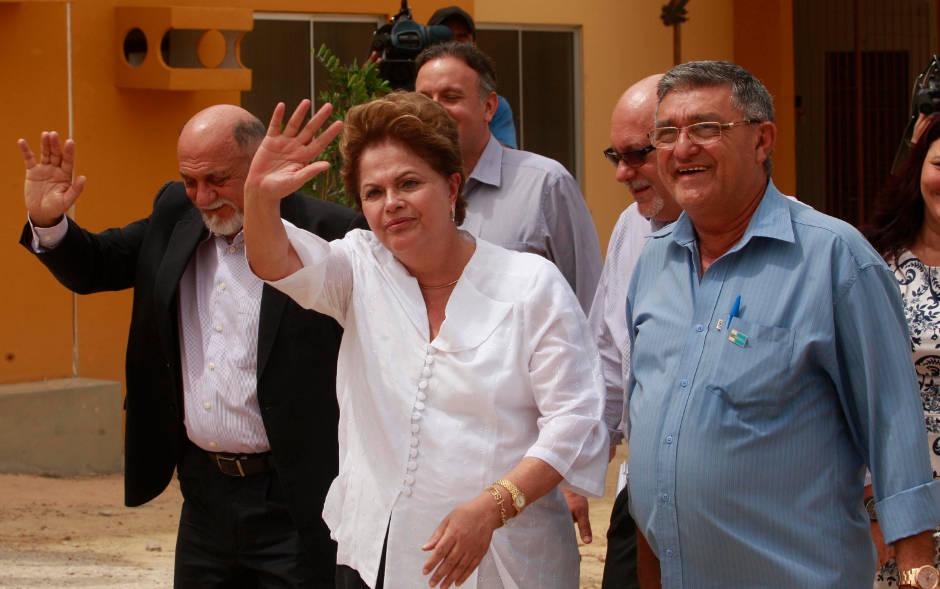 Presidente Dilma em Castanhal, PA