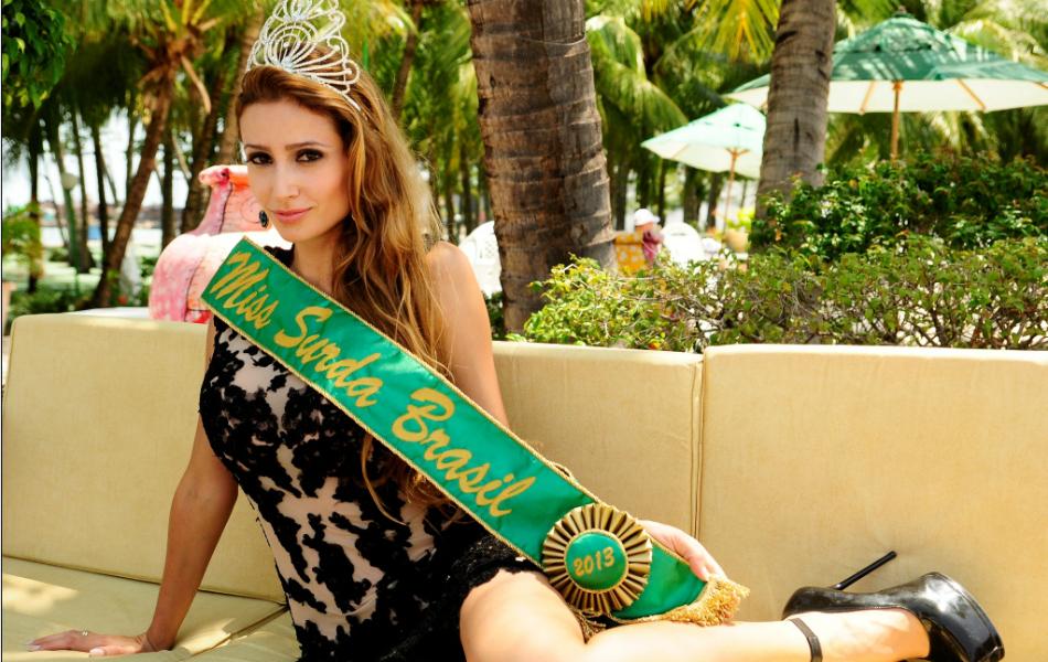 A paranaense Thaisy Payo foi eleita Miss Surda Brasil nesta segunda edição do evento.