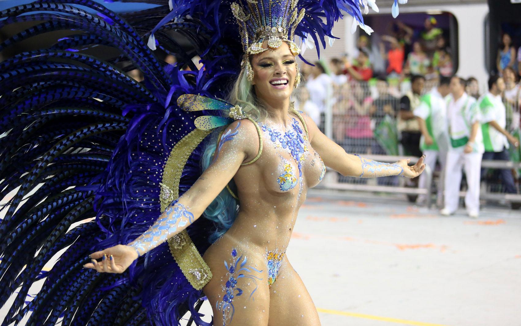 Фото бразильских голых танцовщиц 8 фотография